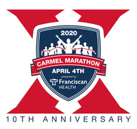 10th Annual Carmel Marathon Weekend - Carmel, IN - 2020_Carmel_Marathon_logo_10th_Anniversary.jpg