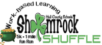 Hall County Work-Based Learning Shamrock Shuffle 5K - Gainesville, GA - race70691-logo.bCp15T.png