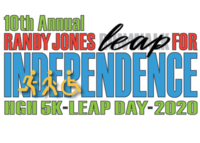 10th Annual Randy Jones LEAP for Independence - San Diego, CA - RunWalk-Logo-Leap.png