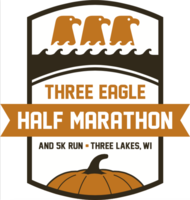 Three Eagle Half Marathon & 5K 2020 - Three Lakes, WI - 59c5f192-070e-4cc2-bab3-80e0c1fd5dbe.png