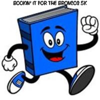 4th Annual Bookin' It for the Broncos 5K - San Diego, CA - Bookin_it_logo_with_writing_2016.jpg