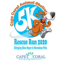 Cape Coral Animal Shelter Rescue Run 2020  5K - Cape Coral, FL - 3a7e6799-821d-49fc-83dd-aeb5cf324c9e.png