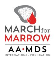 11th Annual March for Marrow 5K Run & Walk LA - Long Beach, CA - MarchForMarrowLogo_FullColor.jpg