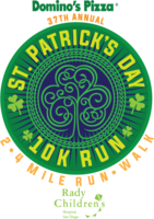 2017 St. Patrick's Day 10K / 2 & 4 Mile Fun Run - San Diego, CA - sp17_transparent_logo.png