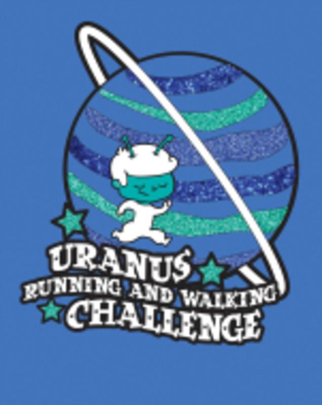 Get Uranus Moving Running and Walking Challenge - San Diego
