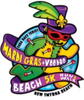 Mardi Gras Voodoo Beach 5k - New Smyrna Beach, FL - race86293-logo.bEmYuo.png