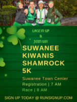 Suwanee Kiwanis -8th Annual Shamrock 5K - Suwanee, GA - race44108-logo.bCxk5G.png