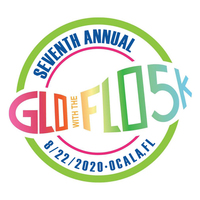 Glo with the Flo 5K - Ocala, FL - Glo_w_the_Flo_2020_Logo.jpg