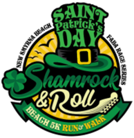 St. Patricks Day Shamrock 'n Roll Beach 5k AND Paws 2K - New Smyrna Beach, FL - race86302-logo.bEodHV.png