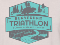 Beaverdam Olympic and EmergeOrtho Sprint Trathlon - Wake Forest, NC - race86996-logo.bEqS6O.png