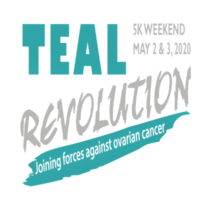 Teal Revolution 5K Walk/Run - San Diego, CA - TealRevolution_v3-01_400x400_for_site_v3.png