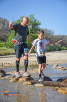 Catalina St. Park 5.3 and 10.6 Mile Trail Races - Tucson, AZ - father_and_son.jpg