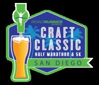 Road Runner Sports Craft Classic Half Marathon & 5K - San Diego, CA - RRS-Craft-Classic-Half-_-5K-Logo.png