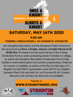 Once a Knight Always a Knight 5k Walk/Run - Stoughton, MA - race88387-logo.bEx7AH.png