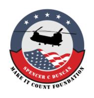 Spencer C Duncan Make It Count 5k - New Century, KS - race59549-logo.bEzPka.png