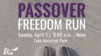 Passover Freedom 5K Walk/Run - Springfield, VA - race88515-logo.bEzrpQ.png