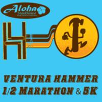 Ventura Hammer Half Marathon & 5K - Ventura, CA - race2066-logo.byk24E.png