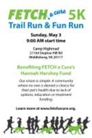 FETCH a Cure 5K Trail Run and Fun Run - Middleburg, VA - race88889-logo.bEAKND.png