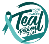 2020 Teal Ribbon 5K Run/3K Walk/Teal Kids Dash- By Hope for Heather - Minoa, NY - race90218-logo.bEL0st.png