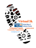 Virtual 5K Run/Walk For The Lebanon County Community Support Fund - Lebanon, PA - race90133-logo.bELk7C.png
