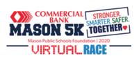 Commercial Bank Mason Virtual 5K Run, Walk or Roll - Mason, MI - race90578-logo.bEPX_k.png