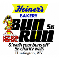 Heiners Bakery Presents the 16th Annual Bun Run 5K - Huntington, WV - race91457-logo.bETV4E.png