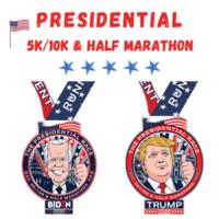 Presidential 5K/10K & Half Marathon - San Diego, CA - Presidential_ad.png