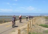 Team NPF Cycle in Coronado - Coronado, CA - Bayshore_bikeway.jpg