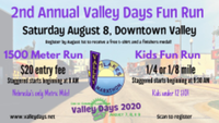 2nd Annual Valley Days 1500 and Kids Fun Run - Valley, NE - race94090-logo.bE8_au.png