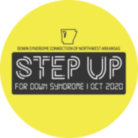 Step Up For Down Syndrome Walk Week 2020 by DSCNWA - Springdale, AR - race91062-logo.bFdhk1.png