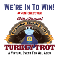 Claremont Sunrise Rotary Club Virtual Turkey Trot - Claremont, CA - race93684-logo.bFif5a.png