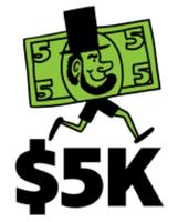 High School: 5 Dollar 5K - Winston-Salem, NC - race96082-logo.bFjWFk.png