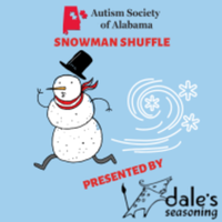 Autism Society of Alabama Snowman Shuffle- Virtual 5K/ Walk - Birmingham, AL - race96114-logo.bFKFDh.png