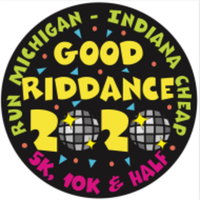 Good Riddance 2020 - Run Michigan/Indiana Cheap - Any City, Any State, MI - race96159-logo.bFki8m.png