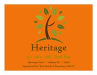 Heritage 13.1  26.2  & 50K Trail Run - Adrian, MI - race95694-logo.bFkAdy.png
