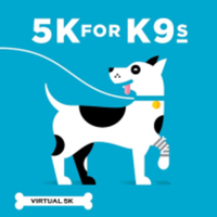 12th Annual 5K for K9s - Any City, OH - race96984-logo.bFpaVm.png