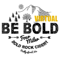 Virtual BE BOLD 4 Miler - Virtual, VA - race97553-logo.bFrS7E.png