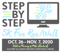 Step By Step 5K Fun Run/Walk - Virtual RACE - Prince Frederick, MD - race93130-logo.bFgy3S.png