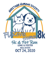 Heritage Humane Society FURever Homes Run - Williamsburg, VA - race98672-logo.bFuPUv.png