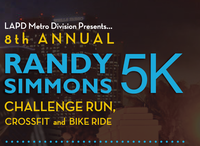 The 8th Annual Randy Simmons 5k, Challenge Run, Crossfit and Bikeride - Los Angeles, CA - 1_Randy-5k-2014-Flyer_1_.png