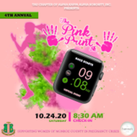 4th Annual Pink Print 5k - Bloomington, IN - race99736-logo.bFzoxy.png