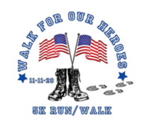 Walk for our Heroes - Red Rose Blue Star Moms - Veterans Day Virtual 5K Walk/Run - Anywhere, PA - race98738-logo.bFvrI4.png