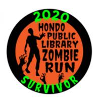 HONDO PUBLIC LIBRARY 4TH ANNUAL ZOMBIE RUN/WALK - Hondo, TX - race98870-logo.bFA1AV.png