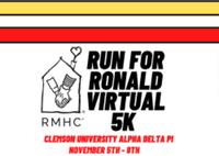 Run For Ronald Virtual 5k - Clemson, SC - race98593-logo.bFyHaM.png