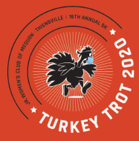 Junior Woman's Club of Mequon-Thiensville 2020 Turkey Trot - Thiensville, WI - race98537-logo.bFDnuU.png