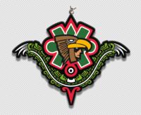 Azteca Run 2020 - Phoenix / Virtual, AZ - AZTECA_RUN_-_MEDAL.png
