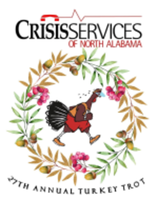 Crisis Services of North Alabama's 27th Annual Turkey Trot - Huntsville, AL - race100614-logo.bFE2hq.png