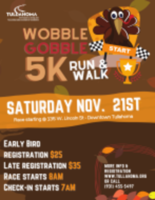 Tullahoma Area Chamber of Commerce Wobble Gobble 5k - Tullahoma, TN - race101158-logo.bFF1Hn.png