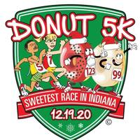 Donut 5K Holiday Run/Walk - Indianapolis, IN - 2020_Donut_Logo.jpg