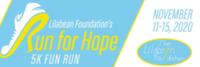 Lilabean Foundation Inaugural Run For Hope Virtual 5k - Silver Spring, MD - race98197-logo.bFJ1l0.png